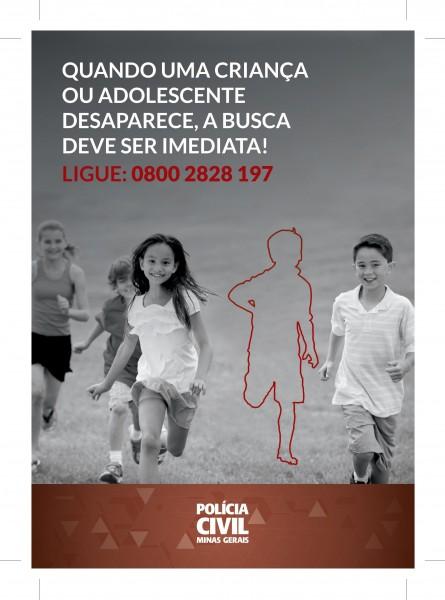 Policia Civil e Governo de Minas Gerais promovem Semana da Esperança