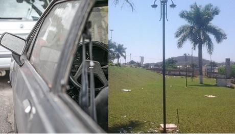 Veículos abandonados e melhorias na Praça da Rodoviária são temas de Audiência em Vazante