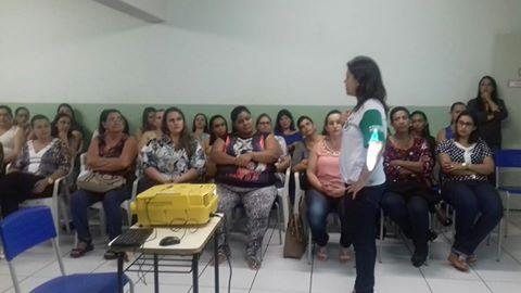 Secretaria de Educação de Vazante realiza Encontro de Formação aos Educadores das Creches