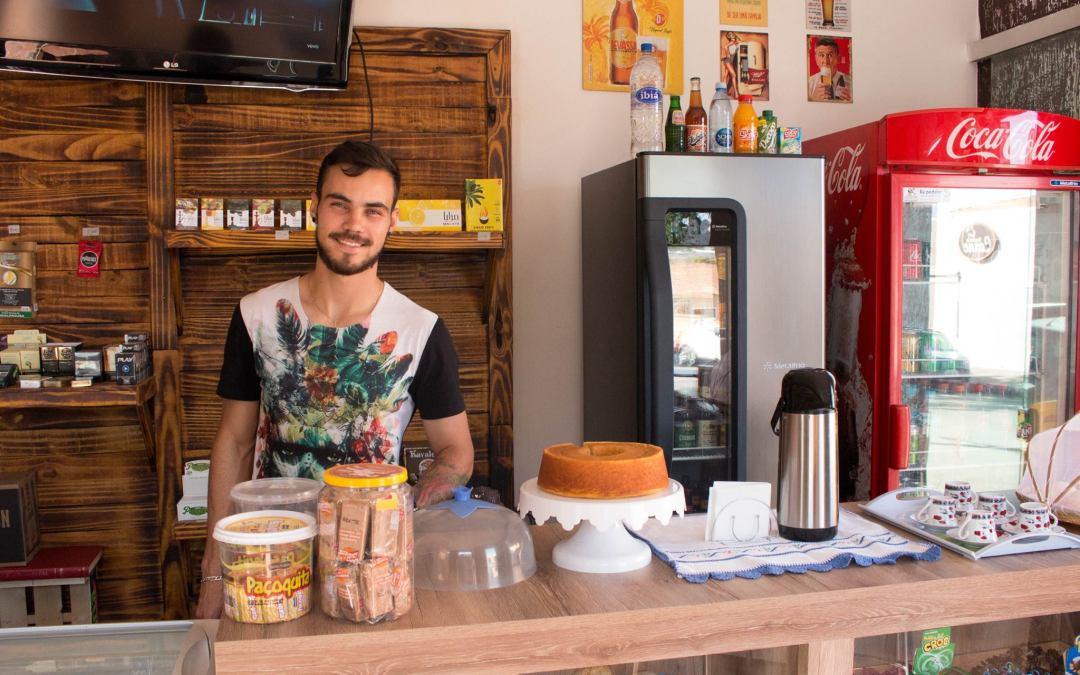 CRAS e parceiros promoveram curso de culinária em Vazante