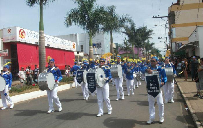 Evento recreativo será realizado durante solenidade do desfile de 7 de Setembro