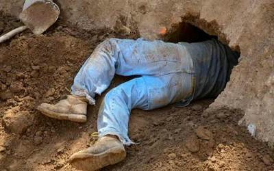 CURIOSIDADE: Homem cava túnel de sua casa até o bar para poder beber todas as noites enquanto sua esposa dormia