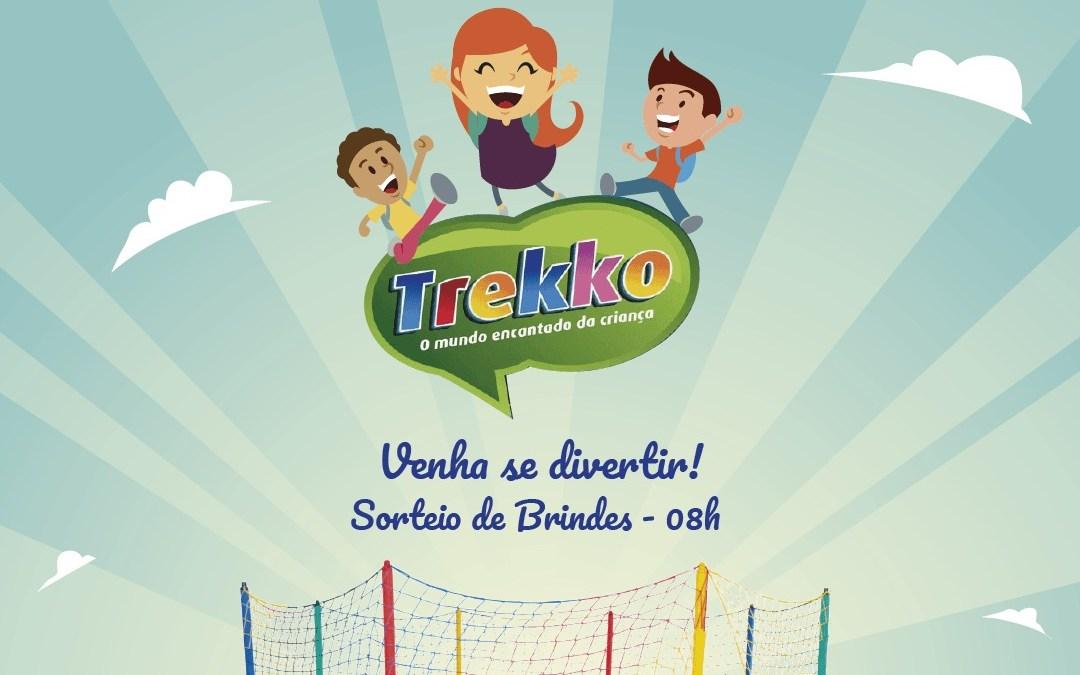 VAZANTE: Trekko Brinquedos e Via CELL promoverão Dia Especial para Crianças nesta quinta-feira, 12