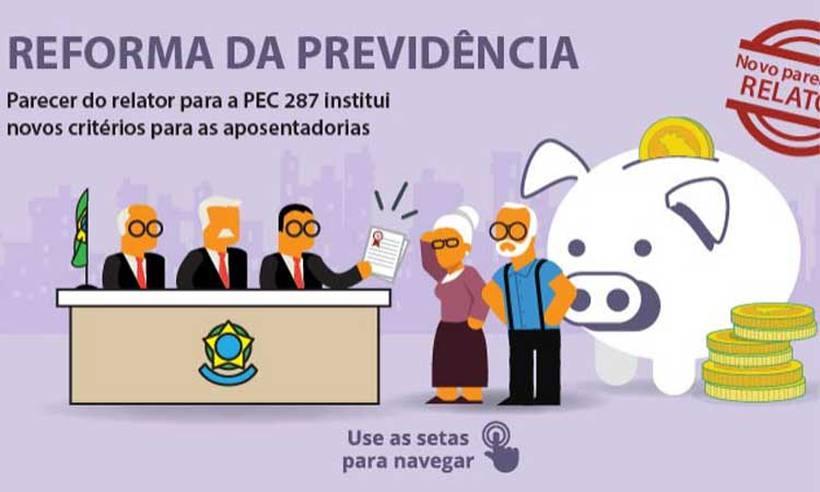 TIRE SUAS DÚVIDAS: Câmara promove debate sobre a reforma da Previdência