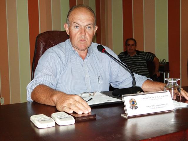 Câmara de Vazante devolve recursos para Prefeitura Municipal