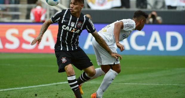 Corinthians 1 x 1 Santos: Peixe segura Timão em seu novo estádio