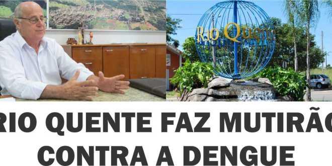 Rio Quente aguarda resultado de exames para descartar caso de Chikungunya