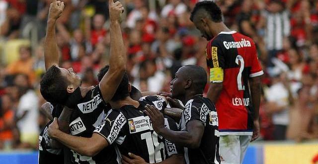 Flamengo perde clássico para o Botafogo que assume liderança do Carióca