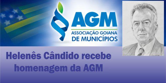 Helenês Cândido recebe homenagem da AGM nesta quarta-feira 22/04