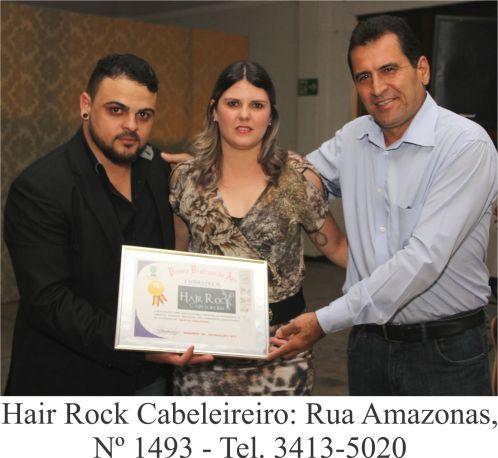 25 - Hair Rock Cabeleireiro