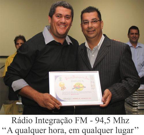 40 - Rádio Integração FM