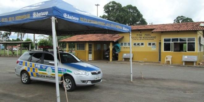 Batalhão Rodoviário da PM detém mais um condutor sem CNH na GO-213