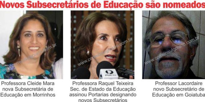 Professora Cleide Mara é a nova Subsecretária de Educação em Morrinhos