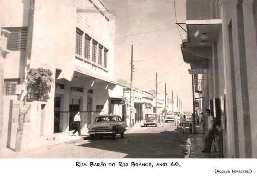 Barao do Rio Branco anos 60