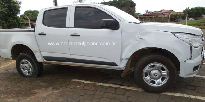 Direção Perigosa: PM prende condutor e apreende caminhonete após fuga e colisões