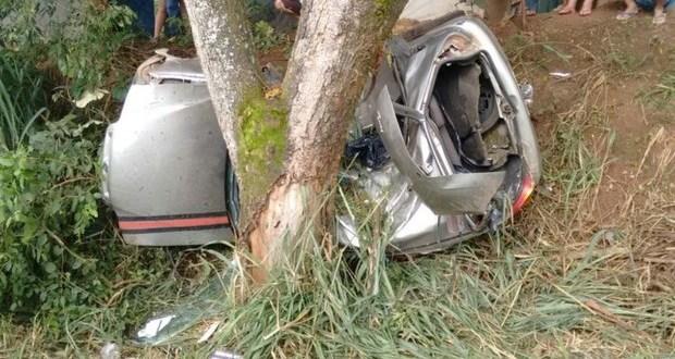 Três pessoas morrem em acidente na BR-060 no entorno de Brasília