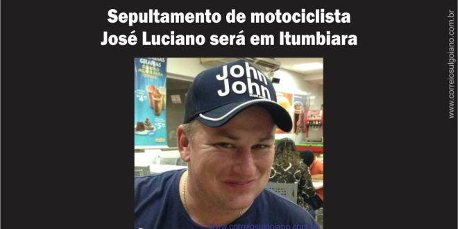 Morre um dos motociclistas que sofreram acidentes em Morrinhos. José Luciano não resistiu e faleceu no HUGO, no 11º dia após o acidente