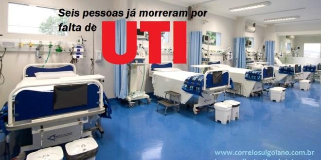 Governo não repassa pagamento, UTI é fechada em Itumbiara e pacientes morrem na fila. Deputado diz que problema foi resolvido