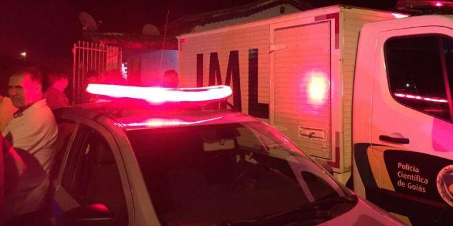 Execução!!! Homens invadem casa de jogos e matam outro com vários tiros em Goiatuba!!!