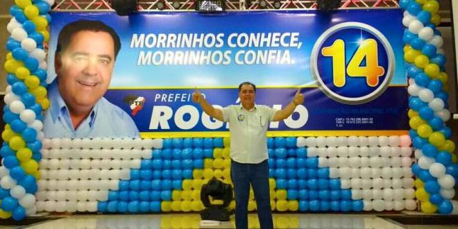 SEM ADVERSÁRIO: Rogério Troncoso é definido como candidato a reeleição e Dr. Tércio segue como vice…