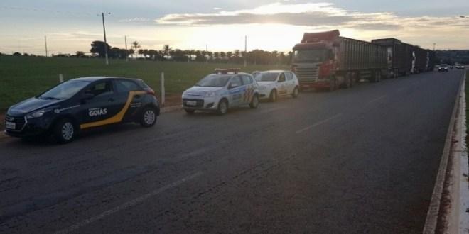 SEFAZ autua quatro carretas de gado com irregularidades em nota fiscal e ICMS