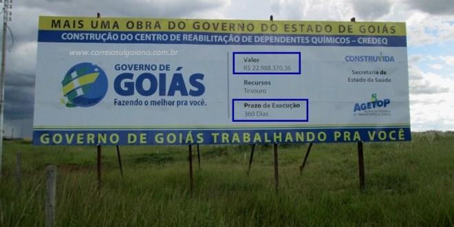 Dinheiro da CELG em Morrinhos! CREDEQ e duplicação da GO-213 são obras que receberão verbas da venda da estatal