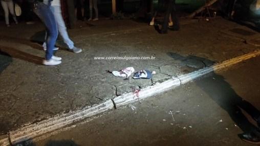 Vigia da UEG Morrinhos é ferido a bala