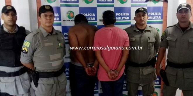 Estuprador suspeito mente nome para as polícias civil e militar em Morrinhos e será indiciado