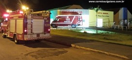 Incidente doméstico: Criança de 4 anos teria ingerido carrapaticida de maneira acidental em Morrinhos