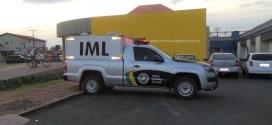 Corpo é encontrado no meio rural, em Morrinhos! Homem, com tiro na cabeça e sem documentos