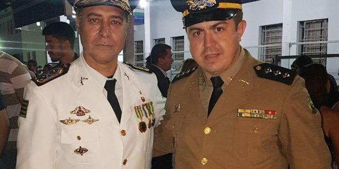 Ex-comandante da PM em Goiatuba, Coronel Silvio Vasconcelos assume Comando Geral da Polícia Militar do Estado de Goiás