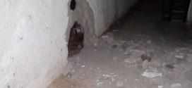 MAIS UMA: Fuga de presos em Trindade. Detentos foram resgatados após explosão de uma parede