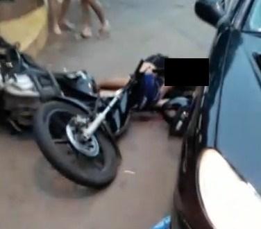 TRAGÉDIA: Arma de policial dispara e atinge amigo na cabeça. Desesperado o soldado se matou, em Goiânia