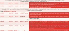 VOLTA ÀS AULAS: Dia 21 de janeiro serão retomadas as aulas na rede municipal de ensino, em Morrinhos
