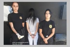Mulher é presa em Morrinhos ao tentar entrar no presídio levando droga escondida nas partes íntimas