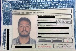 F-350 FURTADA… De novo!!! Policiais Militares da 10a CIPM, em Cromínia recuperaram veículo e prenderam suspeito que o conduzia