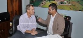 Se recupera bem o ex-prefeito de Morrinhos, Cleumar Gomes, após cirurgia para implante de marca-passo, realizada em Brasília