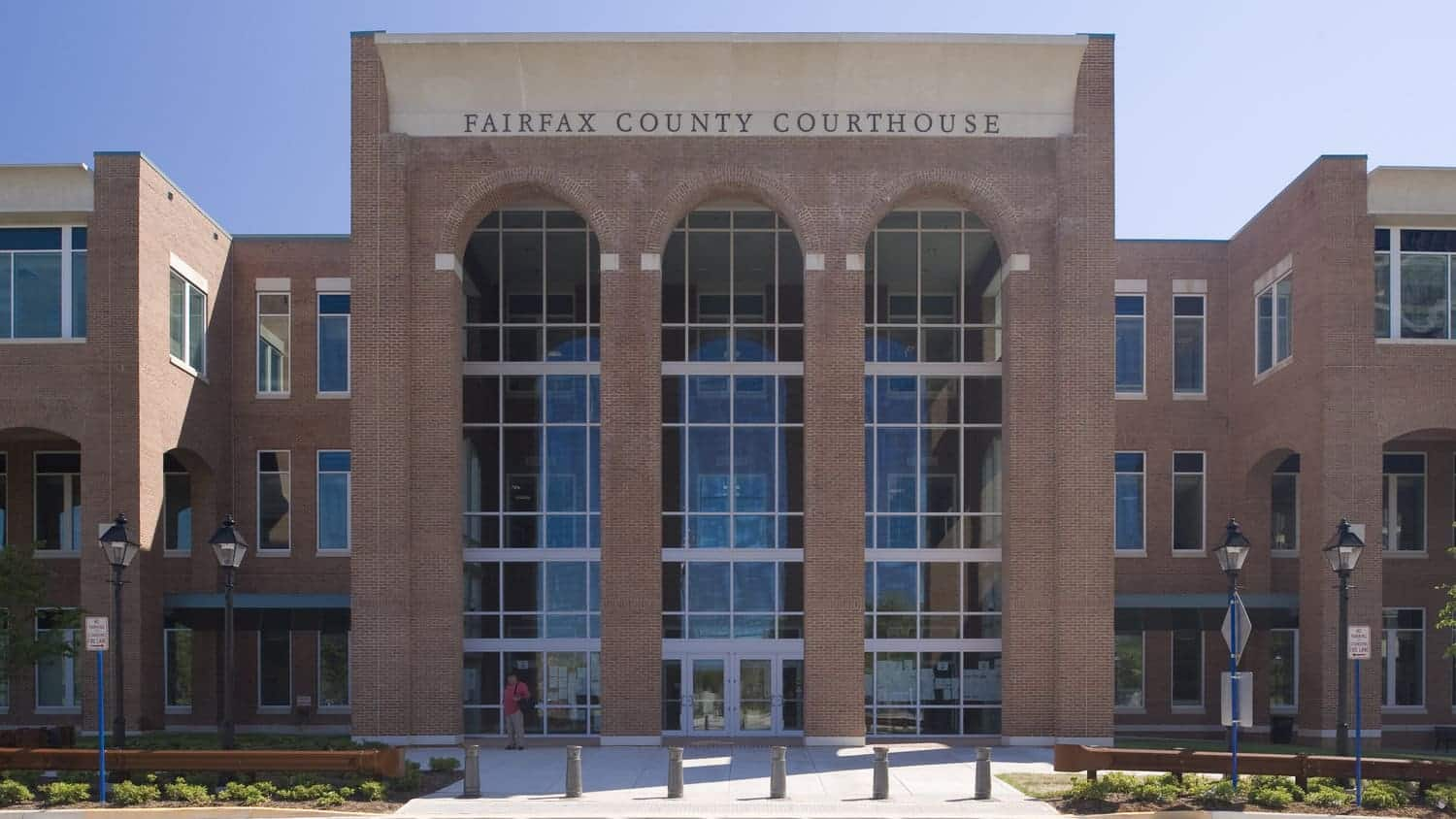 Fairfax County Courthouse