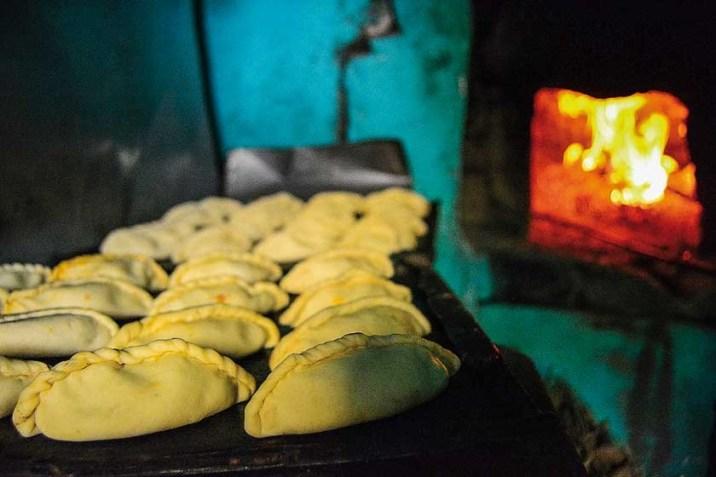 Salteñas potosinas - Foto: Correo del Sur