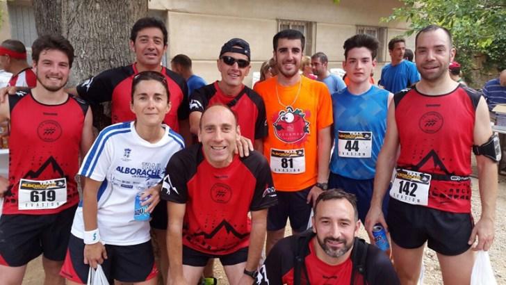 II Trail de Alborache