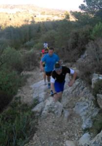 correores entrene sprint-trail 10