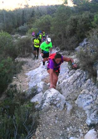 correores entrene sprint-trail 13