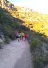 correores entrene sprint-trail 17