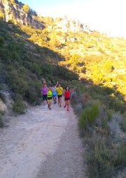 correores entrene sprint-trail 17