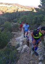 correores entrene sprint-trail 8