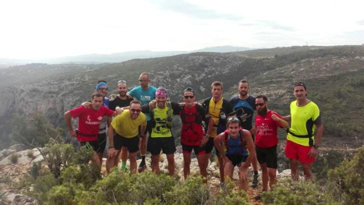 2º Entrenamiento oficial del I Trail de Buñol