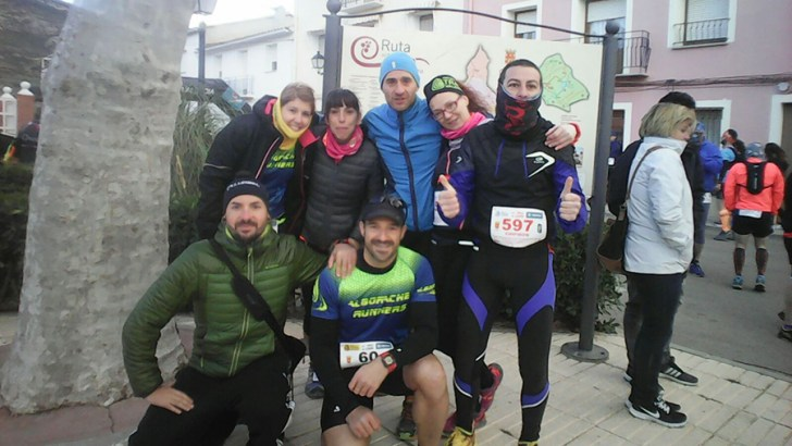 V Trail Chera 2016