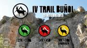 IV Trail de Buñol – 28 Octubre 2018