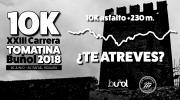 XXIII 10K Tomatina Buñol – 16 Junio 2018