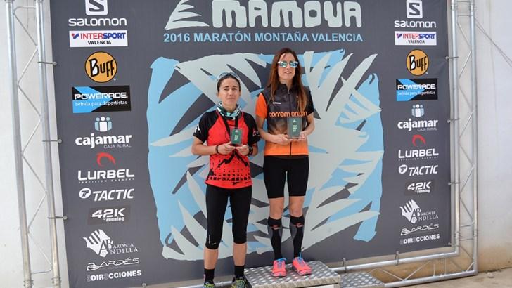 VI Maratón de Montaña de Valencia MAMOVA 2016